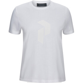 Peak Performance Ground Tee 2 Dames, white